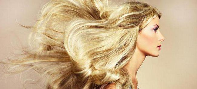 Маска для волосся в домашніх умовах для освітлення
