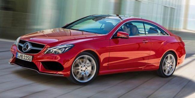 Фото - Mercedes-benz e-класу +2017: нова