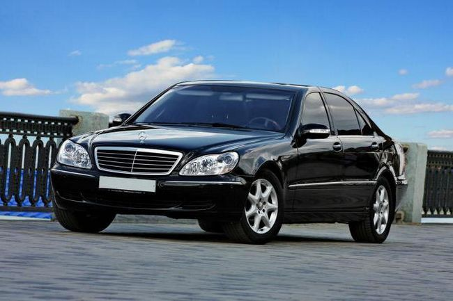 Фото - Mercedes-benz w220 - якість, надійність і престиж