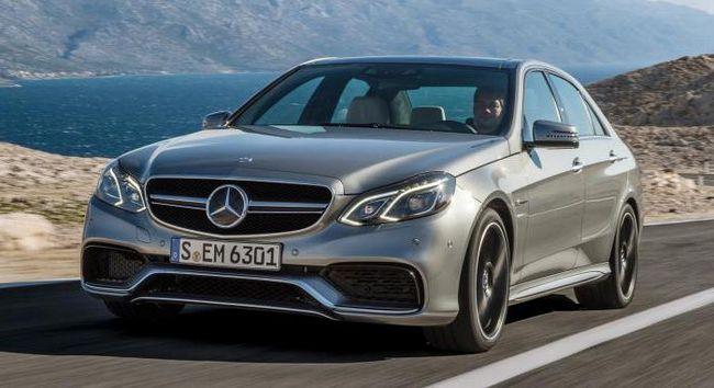 Фото - Mercedes e63 amg - про потужності, дизайні та інтер'єрі