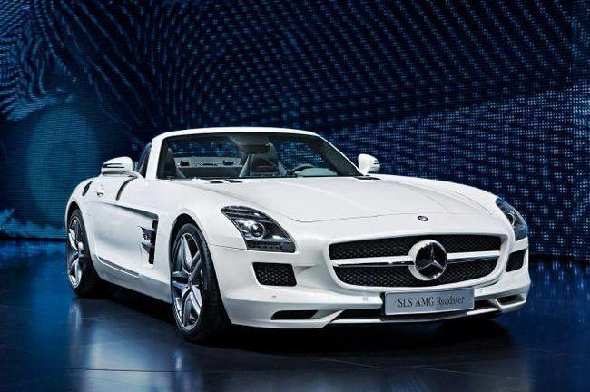 Фото - Mercedes sls: відгуки, технічні характеристики