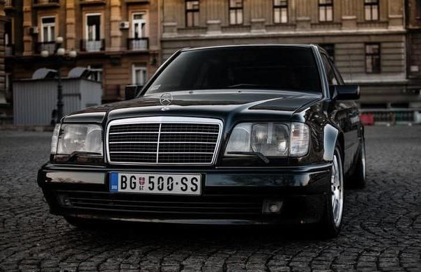 Фото - Mercedes w124 e500. Технічні характеристики та відгуки