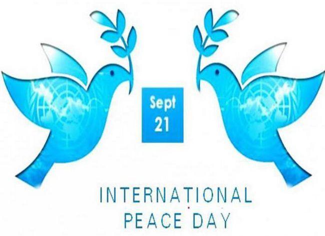 міжнародний день миру
