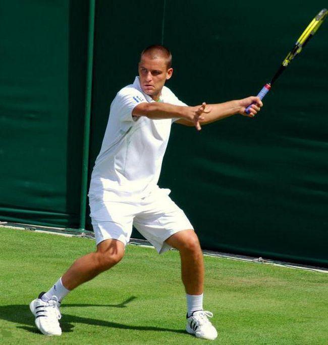 Фото - Михайло південний - норовливий тенісист