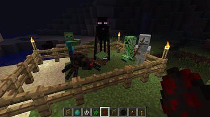 Фото - Minecraft: команда, щоб речі не випадали після смерті