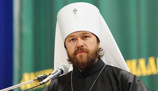 Фото - Митрополит Алфєєв їларіон: ієрарх російської православної церкви
