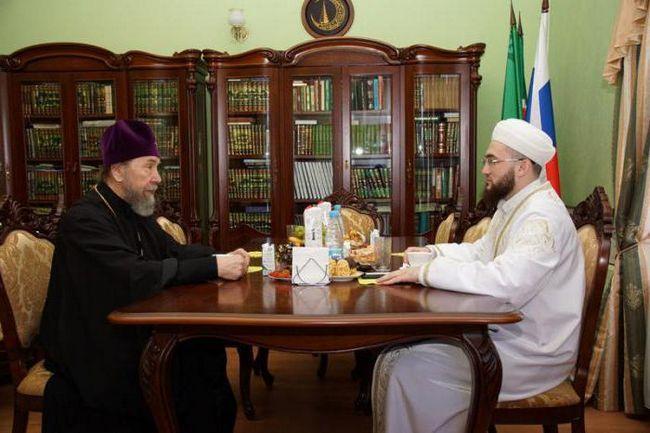 митрополит Анастасій казанський скандал