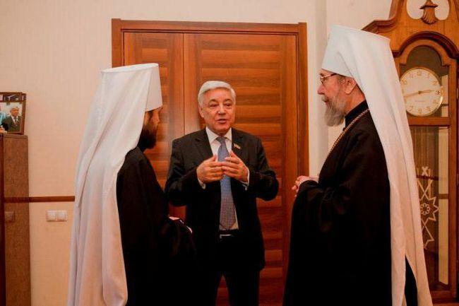 митрополит Анастасій казанський йде на спочинок