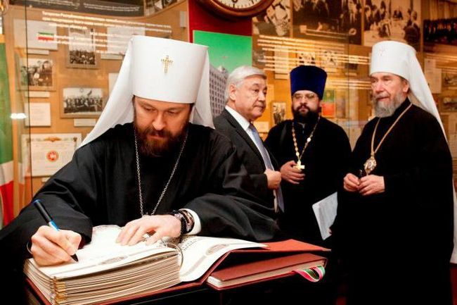 митрополит казанський і татарстанський Анастасій