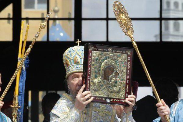 митрополит Анастасій казанська єпархія