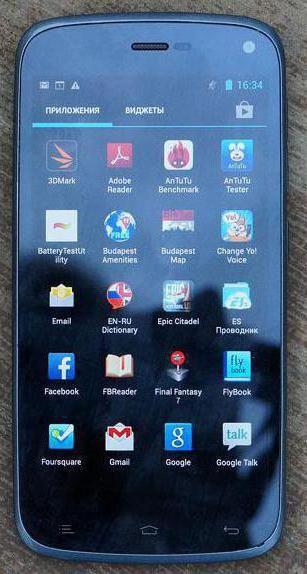 Фото - Мобільний телефон fly +4410: характеристики, опис та відгуки