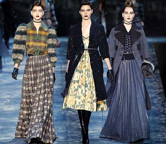 Фото - Мода осені. Модні тенденції осінь-зима