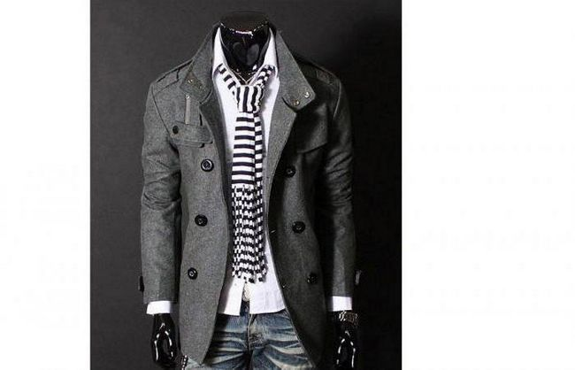 верхній одяг для чоловіків