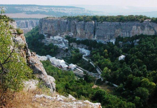 Фото - Монастир топловский в криму