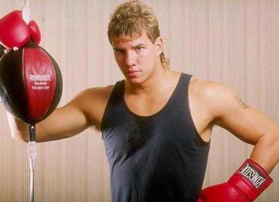 Фото - Моррісон томмі. Американський боксер-професіонал, актор. Біографія