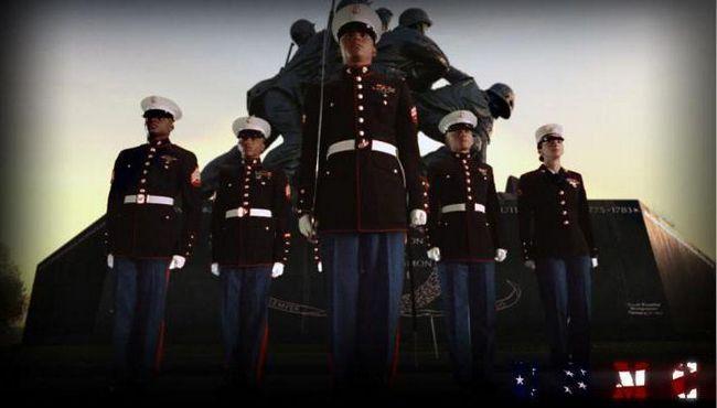 Фото - Морська піхота сша. Корпус морської піхоти сша