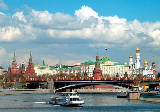 Фото - Москва, річковий трамвай: відгуки і фото