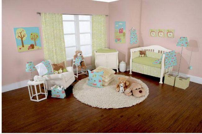 Фото - Підлогове покриття для дитячої кімнати - яке краще? Як вибрати підлогове покриття для дитячої ігрової кімнати