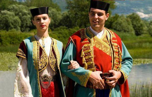 Населення Чорногорії