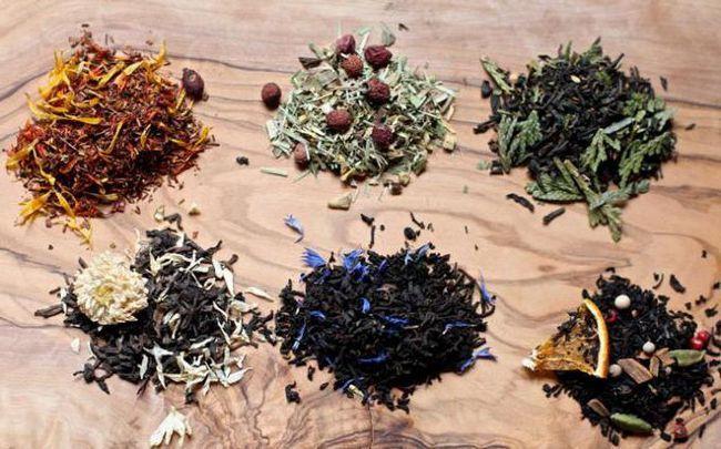 Фото - Натуральні чаї для здоров'я та схуднення
