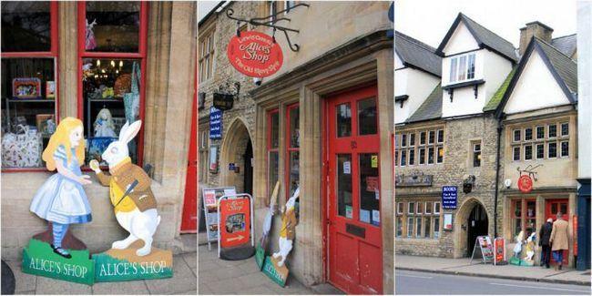 Фото - Неймовірні історії про життя в Оксфорді