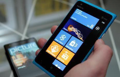 Фото - Nokia 900 lumia: характеристики, відгуки, огляд, фото, ремонт. Як оновити, як розібрати?