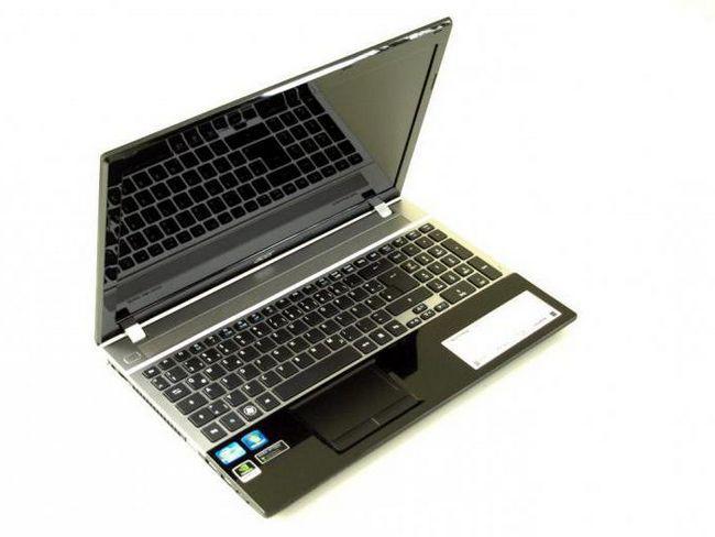 Фото - Ноутбук acer aspire v3: технічні характеристики та відгуки