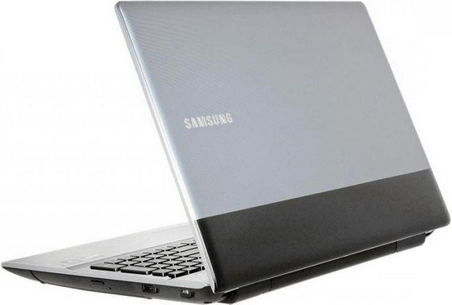 Фото - Ноутбук samsung rv515: характеристики, зовнішній вигляд