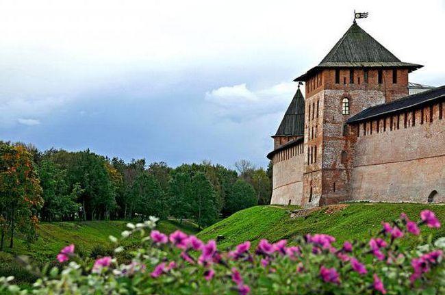 Фото - Новгородський кремль. Великий Новгород. Фото та відгуки туристів про музеї-заповіднику