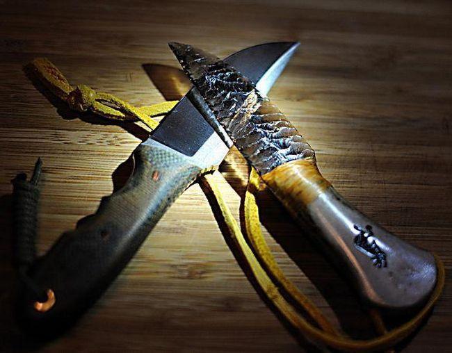 Обсидіановий нож