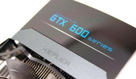 Відеокарта NVIDIA GTX 670