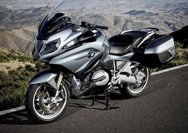 Фото - Огляд мотоцикла bmw r1200rt