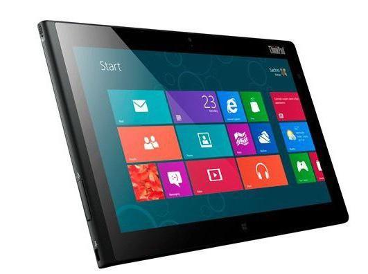 Фото - Огляд планшета lenovo thinkpad tablet 2 та відгуки