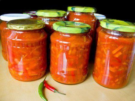 огірки перці і помідори