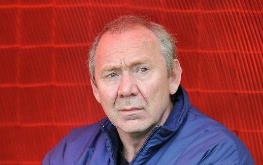 Фото - Олег романцев - відомий футболіст і тренер