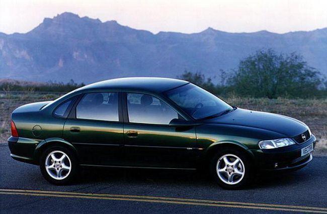 Фото - Opel vectra (