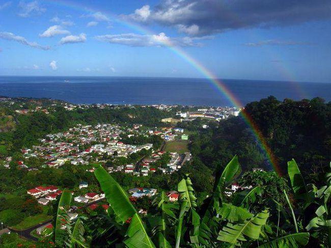 Фото - Острів домініка. Співдружність Домініки