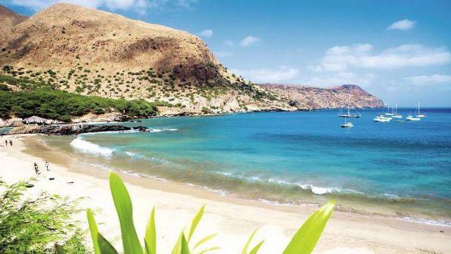 Фото - Острів зеленого мису, або Кабо Верде