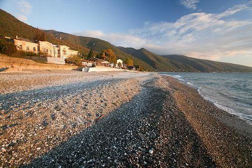 відпочинок в Абхазії в жовтні відгуки