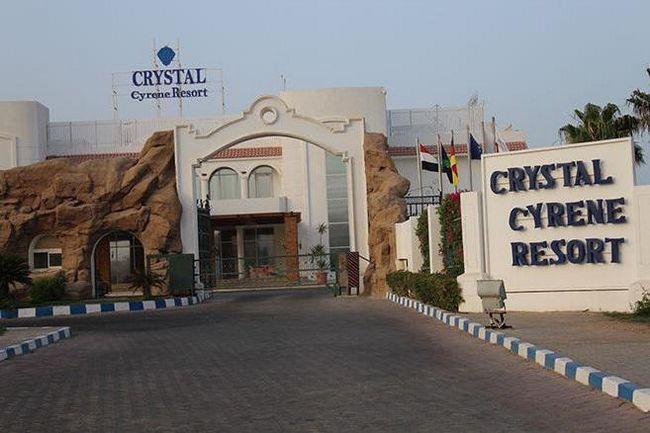 Фото - Готель crystal cyrene 4 * (ex. Sol cyrene hotel), шарм-ель-шейх. Відгуки та фото туристів