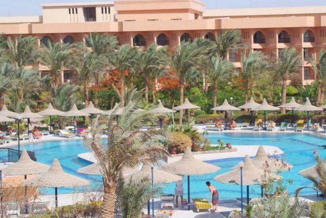 Giftun Azur Beach Resort 4 Хургада