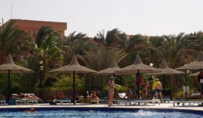 готель Giftun Azur Beach Resort 4