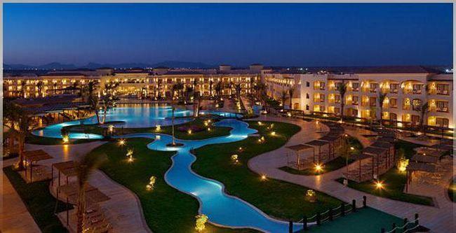 Фото - Готель jaz bluemarine resort 5 *: відгуки і фото