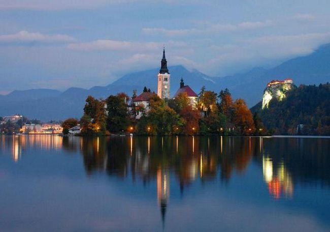 Фото - Озеро блед (словенія): відгуки туристів про відпочинок, фото