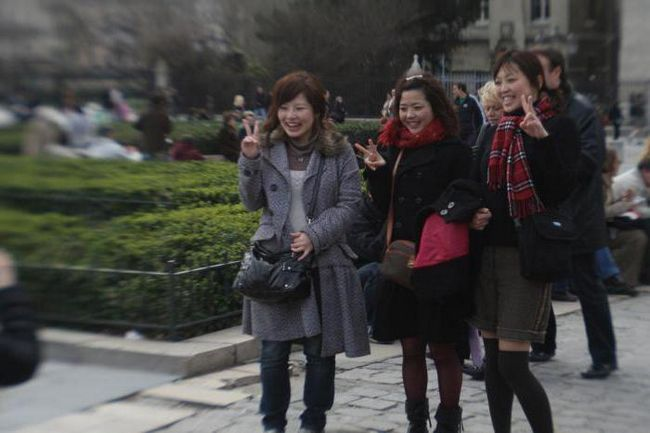японські туристи