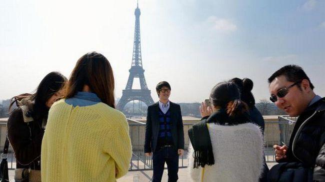 Фото - Паризький синдром. Психічний розлад у японців, які відвідують францию