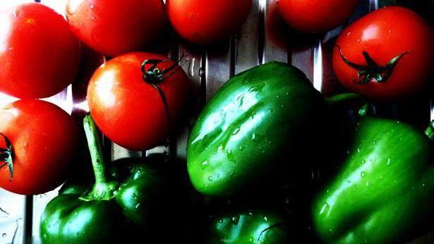Фото - Перці з помідорами на зиму. Найкращі рецепти