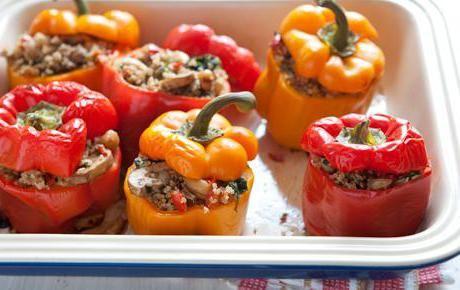 Фото - Перець печена в духовці: рецепти приготування