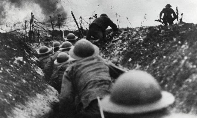 Фото - Перша світова війна: хто з ким воював? Мети воюючих держав. З ким воювала росія?