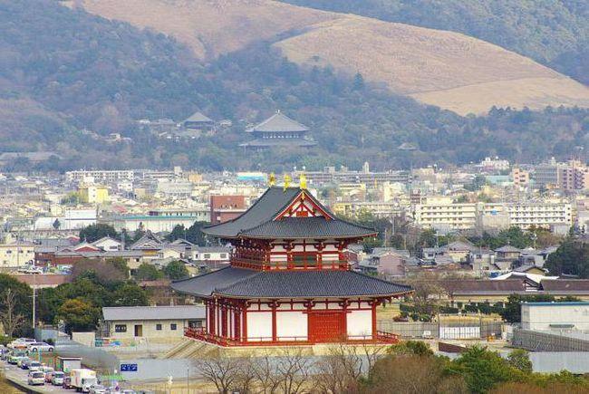 Фото - Перша столиця японії. Історія великої японської імперії